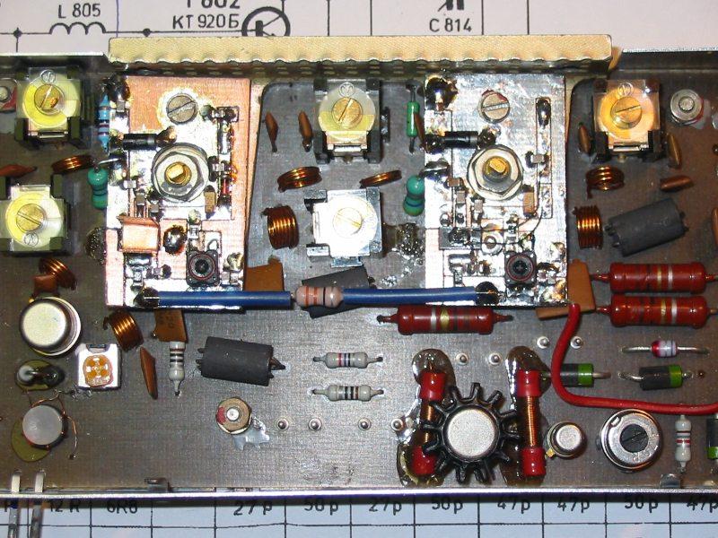 PA VR21 - detail