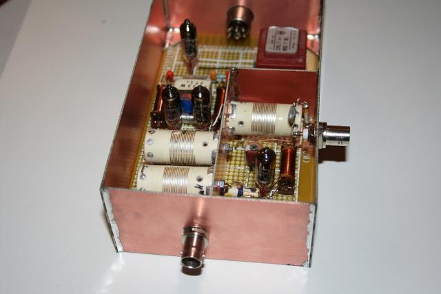Receiver - side view