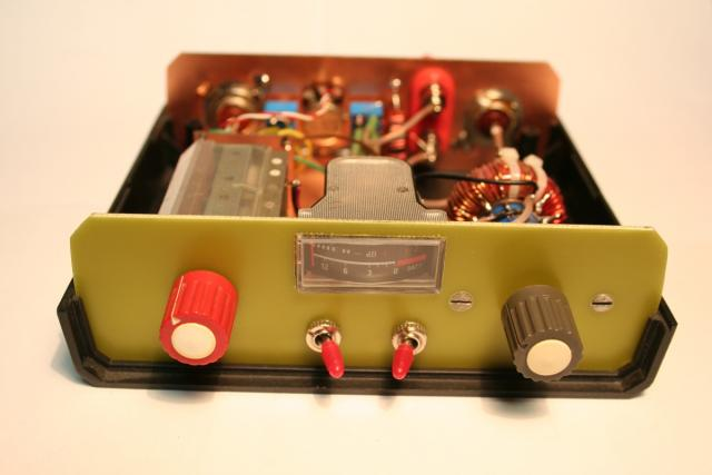 Antenna Matches - Tuners - PG1N's HAM Radio Site