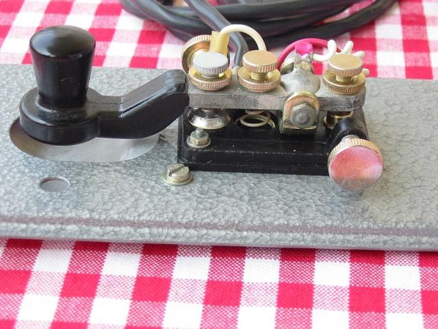 Old Soviet Mini Key - detail