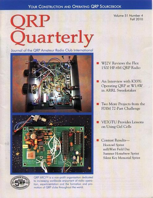 QRP Quarterly