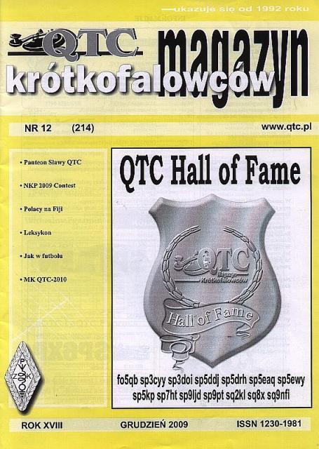 QTC magazyn krótkofalowców